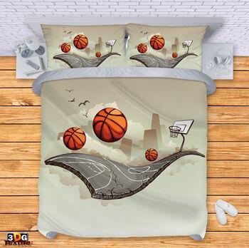 Спално бельо Баскетболно игрище