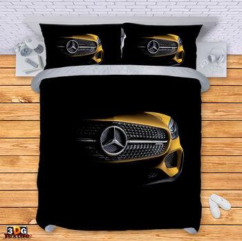 Спално бельо Мерцедес AMG - GTR