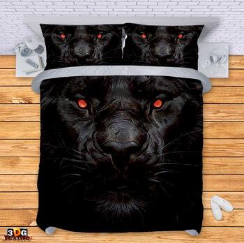 Спално бельо Черна Пантера 2020