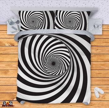 Спално бельо Черно-Бяла Илюзия 3
