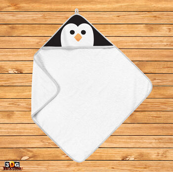 Детска Пелена Пингвин 100% Памук