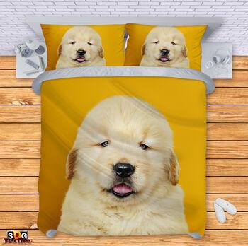 Спално бельо Кученце