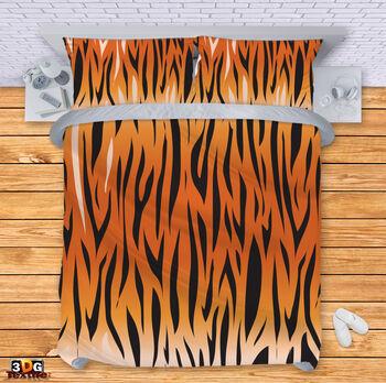 Спално бельо Тигрова шарка