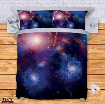 Спално бельо Галактика 30