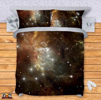 Спално бельо Галактика 26