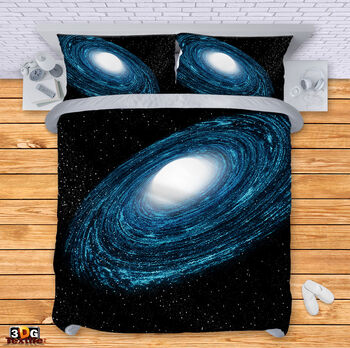 Спално бельо Черна дупка