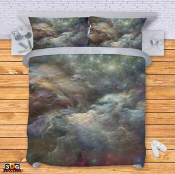 Спално бельо Облаци