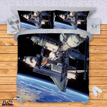 Спално бельо Космическа станция