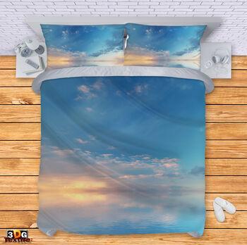 Спално бельо Небе 2