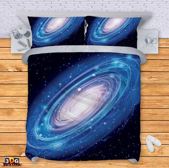 Спално бельо Галактика 15