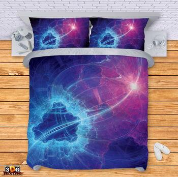 Спално бельо Галактика 34