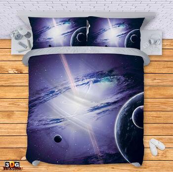 Спално бельо Галактика 40