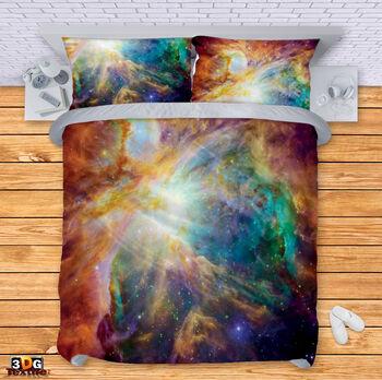 Спално бельо Вселена