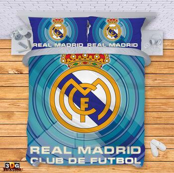 Спално бельо Реал Мадрид 2