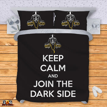 Спално бельо Тъмната страна