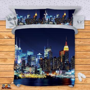 Спално бельо Ню Йорк