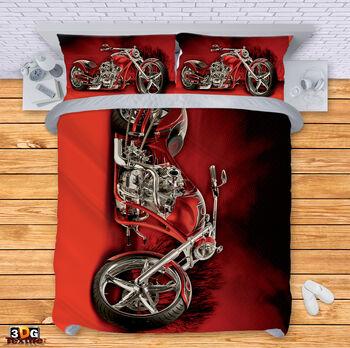 Спално бельо Мотор