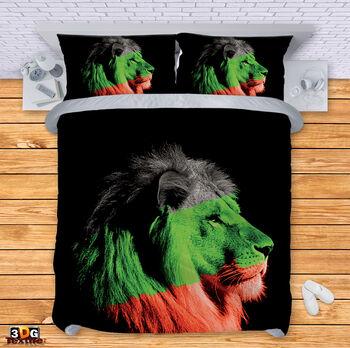 Спално бельо Лъв