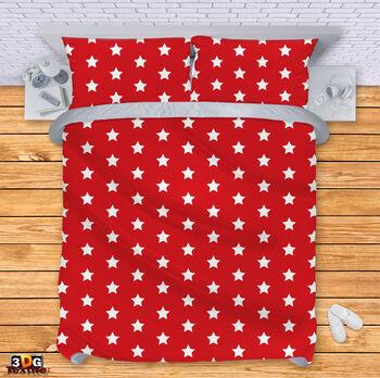 Спално бельо Червена Звезда