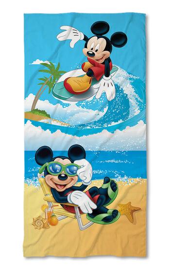 Хавлиени кърпи Мики на плаж