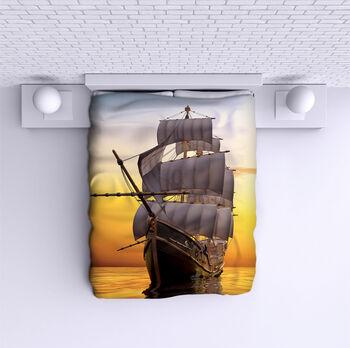 Шалте Кораб в морето