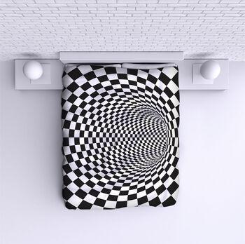 Шалте Черно-Бяла Илюзия 4