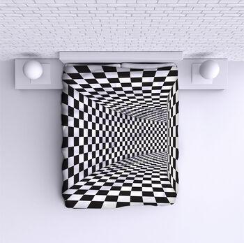 Шалте Черно-Бяла Илюзия 5
