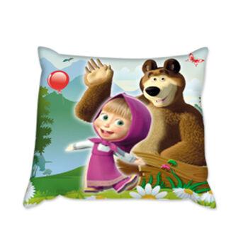 Възглавница Маша и мечок