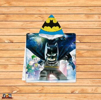 Пончо Батман Лего