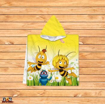 Пончо Пчеличката Мая