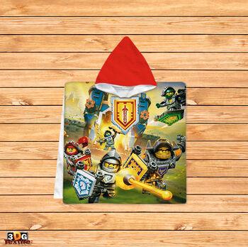 Пончо Лего Рицари