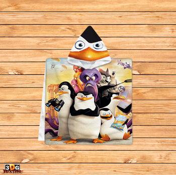 Пончо Пингвин