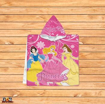 Пончо Принцеса 2
