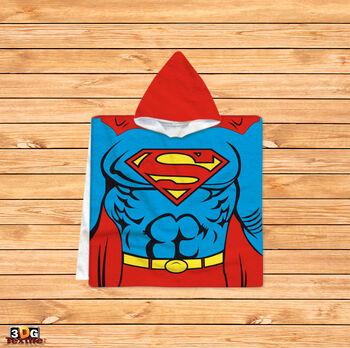 Пончо Супермен