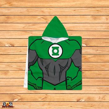 Пончо Зеленият фенер