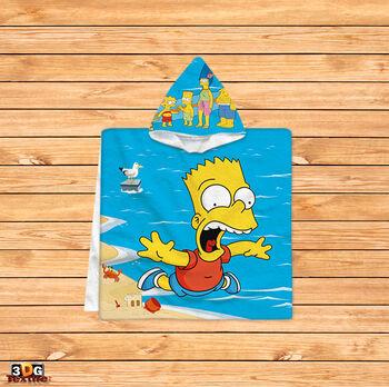 Пончо Барт Симпсън