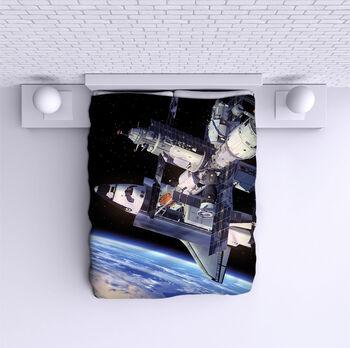 Шалте Космическа станция