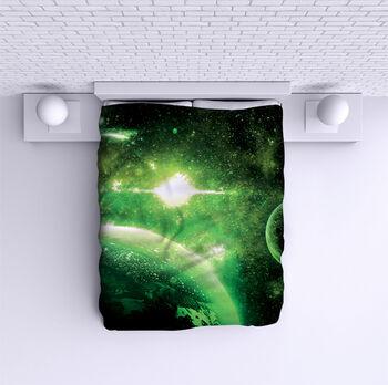 Шалте Зелена галактика