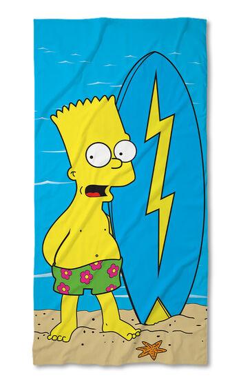 Хавлиени кърпи Барт Сърф