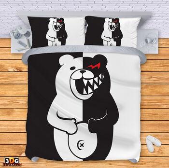 Спално бельо Страшна мечка