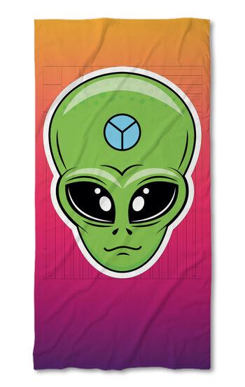 Хавлиена кърпа Извънземен