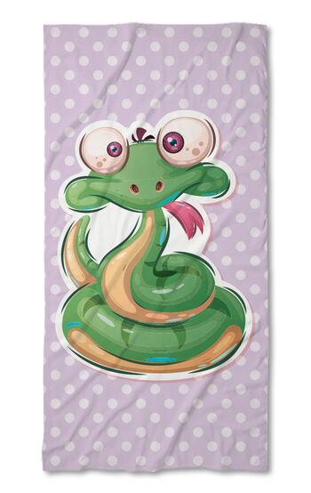 Хавлиена кърпа Змия