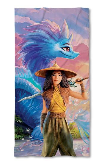 Хавлиена кърпа Рая и последният дракон