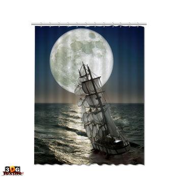 Завеса за Баня Кораб в Ноща