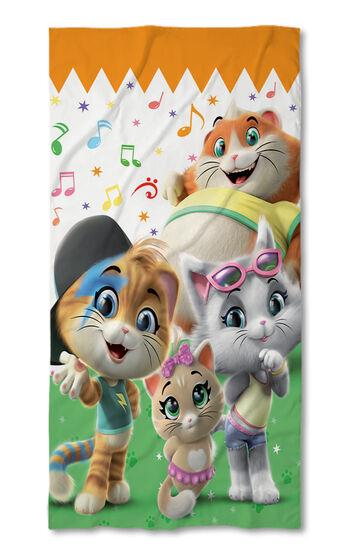 Хавлиена кърпа 44 котки