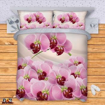 Спално бельо Орхидеи 2021