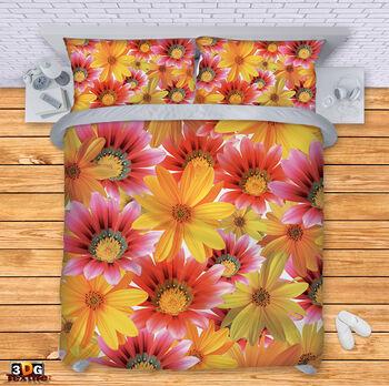 Спално бельо Цветя
