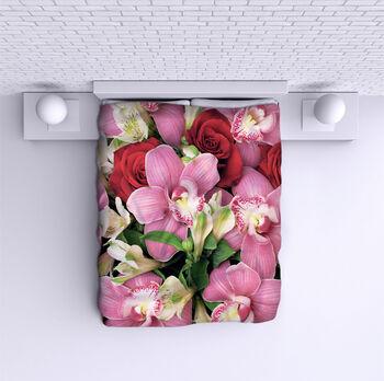 Шалте Рози и орхидеи