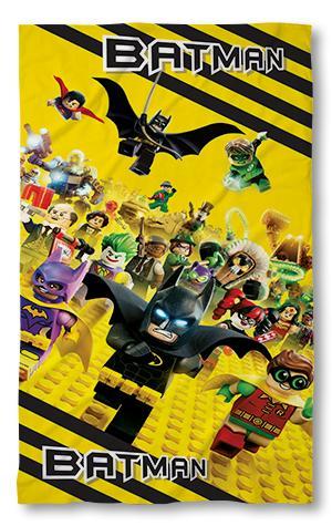 Хавлиени кърпи Батман Лего