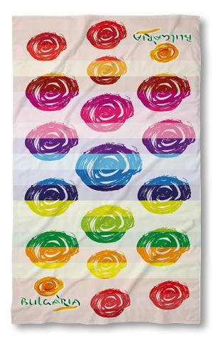 Хавлиени кърпи Рози България
